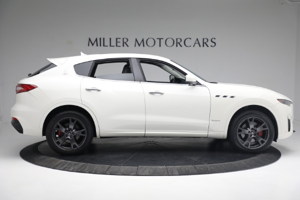 New 2020 Maserati Levante Q4 GranSport for sale $81,385 at Pagani of Greenwich in Greenwich CT 06830 8