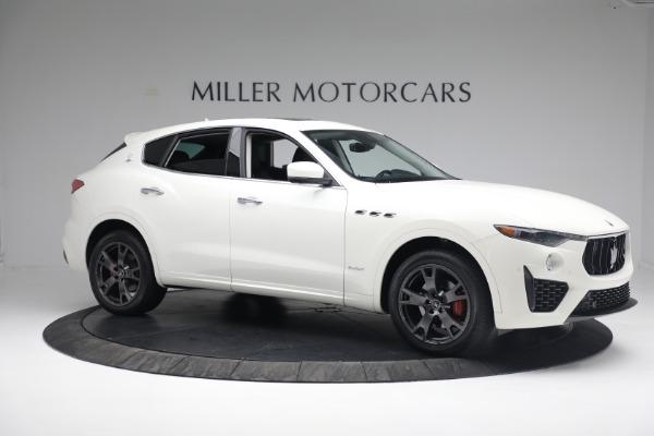 New 2020 Maserati Levante Q4 GranSport for sale $81,385 at Pagani of Greenwich in Greenwich CT 06830 9