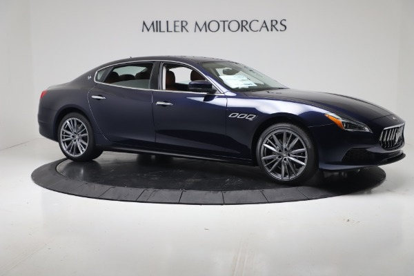 New 2020 Maserati Quattroporte S Q4 GranLusso for sale Sold at Pagani of Greenwich in Greenwich CT 06830 10