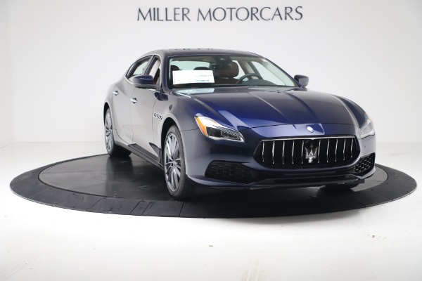 New 2020 Maserati Quattroporte S Q4 GranLusso for sale Sold at Pagani of Greenwich in Greenwich CT 06830 11