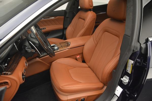New 2020 Maserati Quattroporte S Q4 GranLusso for sale $122,185 at Pagani of Greenwich in Greenwich CT 06830 13