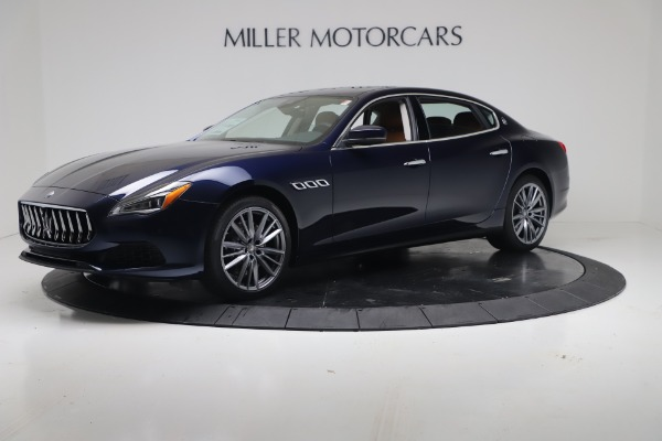 New 2020 Maserati Quattroporte S Q4 GranLusso for sale Sold at Pagani of Greenwich in Greenwich CT 06830 2