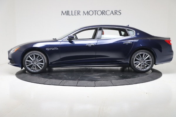 New 2020 Maserati Quattroporte S Q4 GranLusso for sale Sold at Pagani of Greenwich in Greenwich CT 06830 3