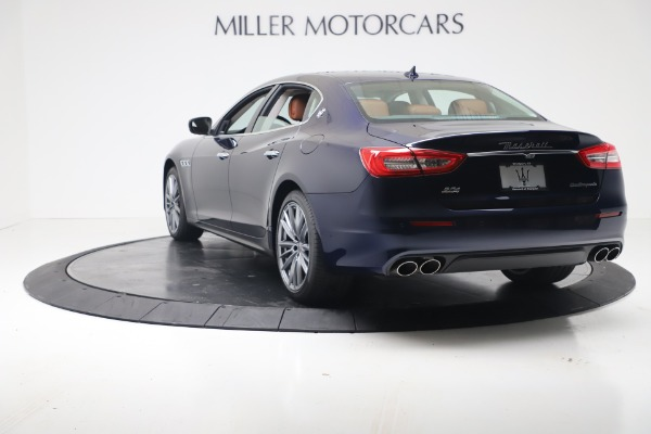 New 2020 Maserati Quattroporte S Q4 GranLusso for sale Sold at Pagani of Greenwich in Greenwich CT 06830 5