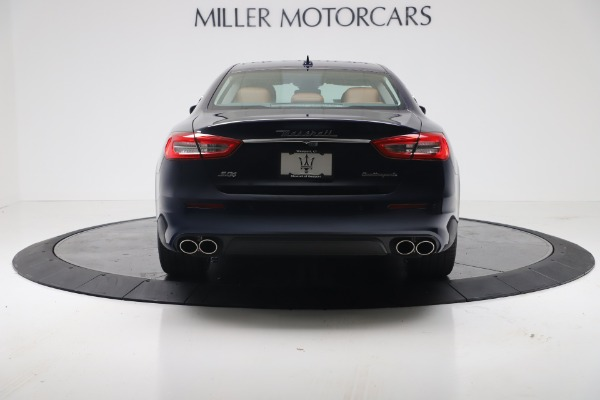 New 2020 Maserati Quattroporte S Q4 GranLusso for sale Sold at Pagani of Greenwich in Greenwich CT 06830 6
