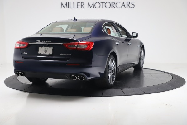New 2020 Maserati Quattroporte S Q4 GranLusso for sale Sold at Pagani of Greenwich in Greenwich CT 06830 7