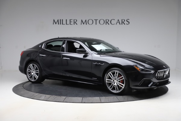 New 2020 Maserati Ghibli S Q4 GranSport for sale $90,285 at Pagani of Greenwich in Greenwich CT 06830 10
