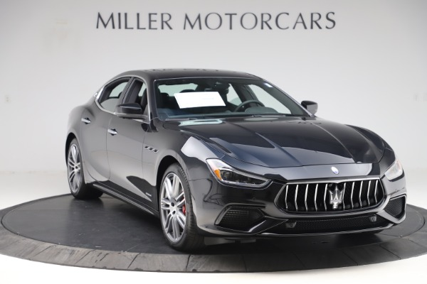 New 2020 Maserati Ghibli S Q4 GranSport for sale $90,285 at Pagani of Greenwich in Greenwich CT 06830 11