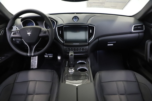 New 2020 Maserati Ghibli S Q4 GranSport for sale $90,285 at Pagani of Greenwich in Greenwich CT 06830 16