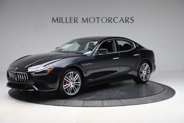 New 2020 Maserati Ghibli S Q4 GranSport for sale $90,285 at Pagani of Greenwich in Greenwich CT 06830 2