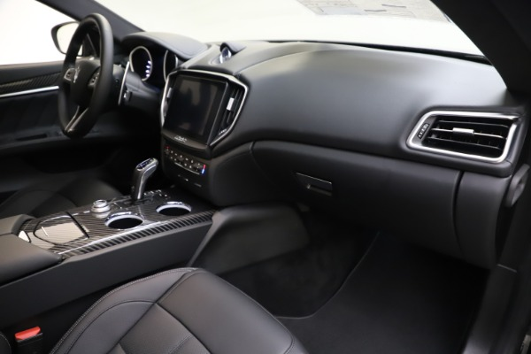 New 2020 Maserati Ghibli S Q4 GranSport for sale $90,285 at Pagani of Greenwich in Greenwich CT 06830 22