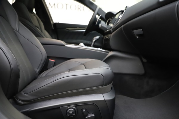 New 2020 Maserati Ghibli S Q4 GranSport for sale $90,285 at Pagani of Greenwich in Greenwich CT 06830 23