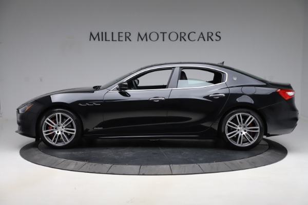 New 2020 Maserati Ghibli S Q4 GranSport for sale $90,285 at Pagani of Greenwich in Greenwich CT 06830 3