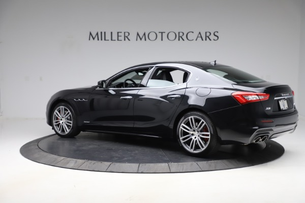 New 2020 Maserati Ghibli S Q4 GranSport for sale $90,285 at Pagani of Greenwich in Greenwich CT 06830 4
