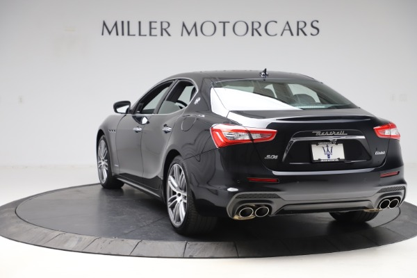 New 2020 Maserati Ghibli S Q4 GranSport for sale $90,285 at Pagani of Greenwich in Greenwich CT 06830 5