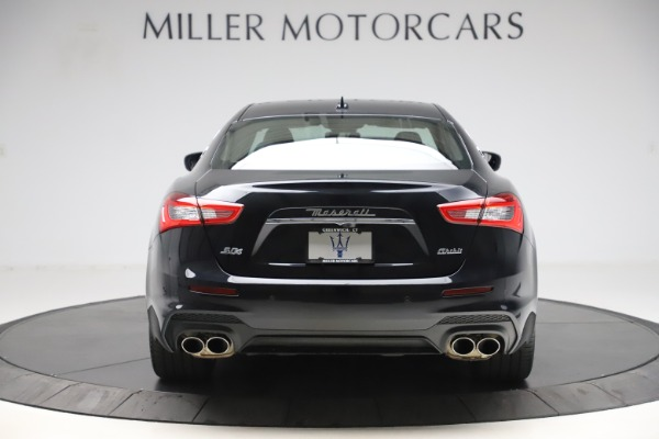 New 2020 Maserati Ghibli S Q4 GranSport for sale $90,285 at Pagani of Greenwich in Greenwich CT 06830 6