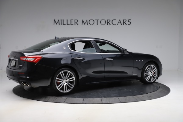 New 2020 Maserati Ghibli S Q4 GranSport for sale $90,285 at Pagani of Greenwich in Greenwich CT 06830 8