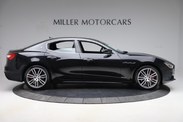 New 2020 Maserati Ghibli S Q4 GranSport for sale $90,285 at Pagani of Greenwich in Greenwich CT 06830 9