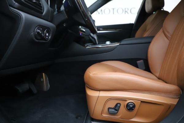 New 2020 Maserati Levante Q4 GranLusso for sale $84,985 at Pagani of Greenwich in Greenwich CT 06830 14