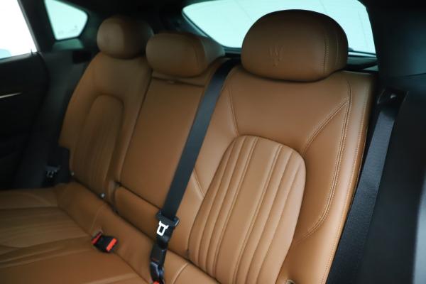 New 2020 Maserati Levante Q4 GranLusso for sale $84,985 at Pagani of Greenwich in Greenwich CT 06830 18