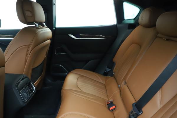 New 2020 Maserati Levante Q4 GranLusso for sale $84,985 at Pagani of Greenwich in Greenwich CT 06830 19