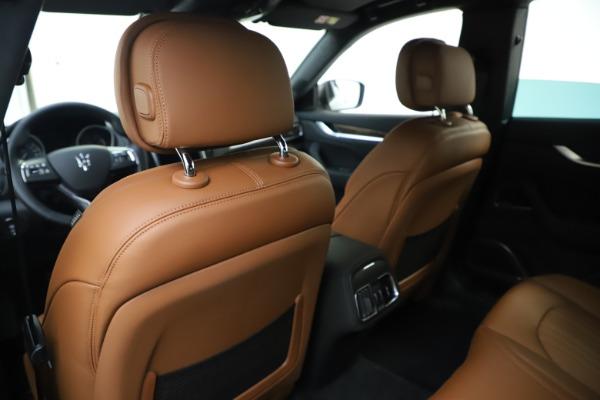 New 2020 Maserati Levante Q4 GranLusso for sale $84,985 at Pagani of Greenwich in Greenwich CT 06830 20