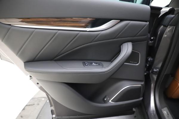 New 2020 Maserati Levante Q4 GranLusso for sale $84,985 at Pagani of Greenwich in Greenwich CT 06830 21