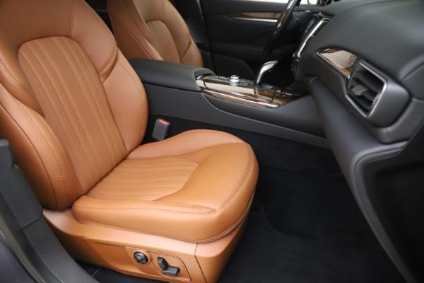 New 2020 Maserati Levante Q4 GranLusso for sale $84,985 at Pagani of Greenwich in Greenwich CT 06830 24