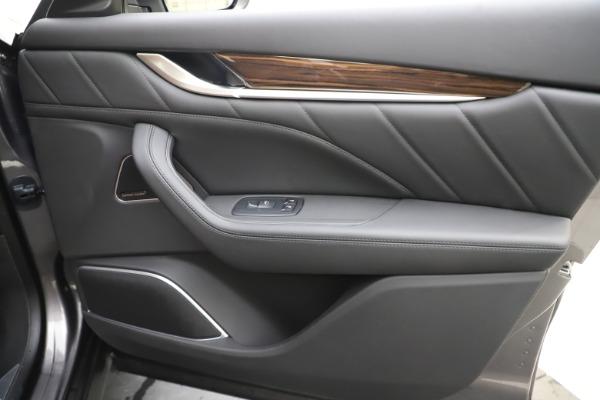 New 2020 Maserati Levante Q4 GranLusso for sale $84,985 at Pagani of Greenwich in Greenwich CT 06830 25