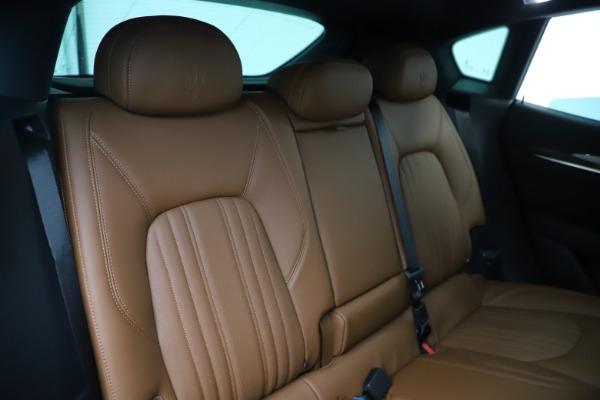 New 2020 Maserati Levante Q4 GranLusso for sale $84,985 at Pagani of Greenwich in Greenwich CT 06830 26