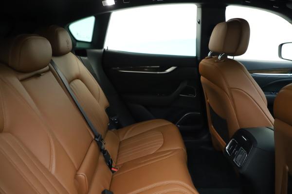 New 2020 Maserati Levante Q4 GranLusso for sale $84,985 at Pagani of Greenwich in Greenwich CT 06830 27