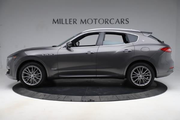 New 2020 Maserati Levante Q4 GranLusso for sale $84,985 at Pagani of Greenwich in Greenwich CT 06830 3