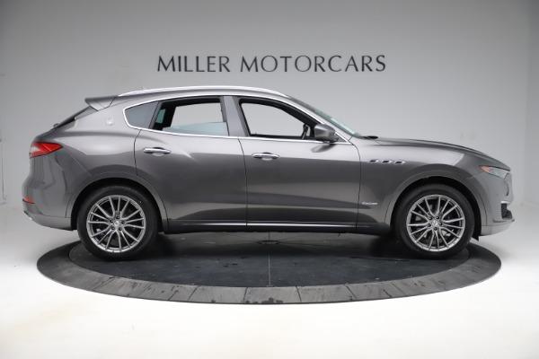 New 2020 Maserati Levante Q4 GranLusso for sale $84,985 at Pagani of Greenwich in Greenwich CT 06830 9
