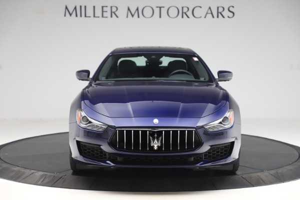New 2019 Maserati Ghibli S Q4 for sale Sold at Pagani of Greenwich in Greenwich CT 06830 12