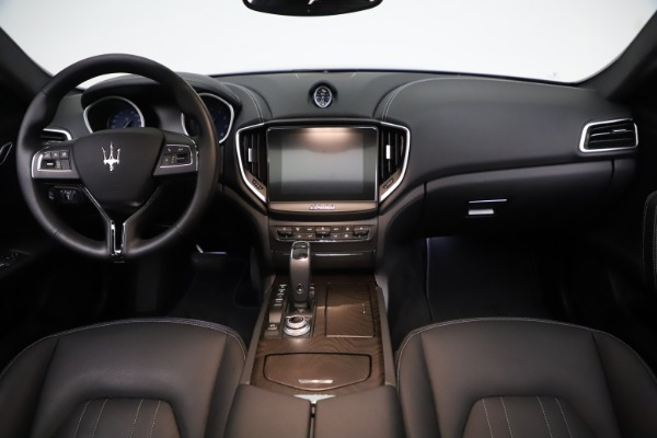 New 2019 Maserati Ghibli S Q4 for sale Sold at Pagani of Greenwich in Greenwich CT 06830 16
