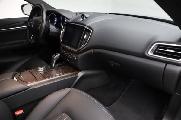 New 2019 Maserati Ghibli S Q4 for sale Sold at Pagani of Greenwich in Greenwich CT 06830 22