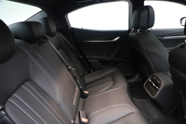 New 2019 Maserati Ghibli S Q4 for sale Sold at Pagani of Greenwich in Greenwich CT 06830 27