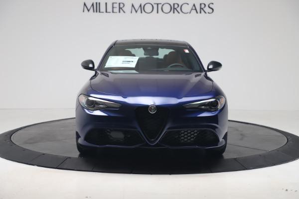 New 2020 Alfa Romeo Giulia Ti Sport Q4 for sale $52,840 at Pagani of Greenwich in Greenwich CT 06830 12