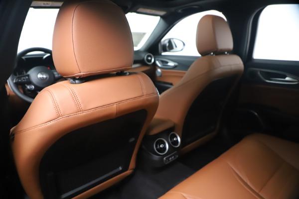 New 2020 Alfa Romeo Giulia Ti Sport Q4 for sale $52,840 at Pagani of Greenwich in Greenwich CT 06830 20