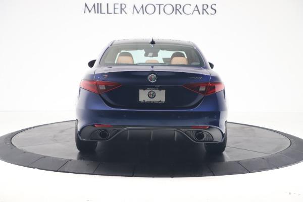 New 2020 Alfa Romeo Giulia Ti Sport Q4 for sale $52,840 at Pagani of Greenwich in Greenwich CT 06830 6