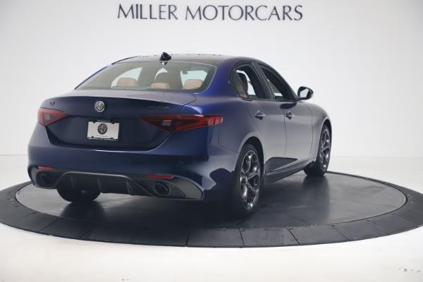 New 2020 Alfa Romeo Giulia Ti Sport Q4 for sale $52,840 at Pagani of Greenwich in Greenwich CT 06830 7