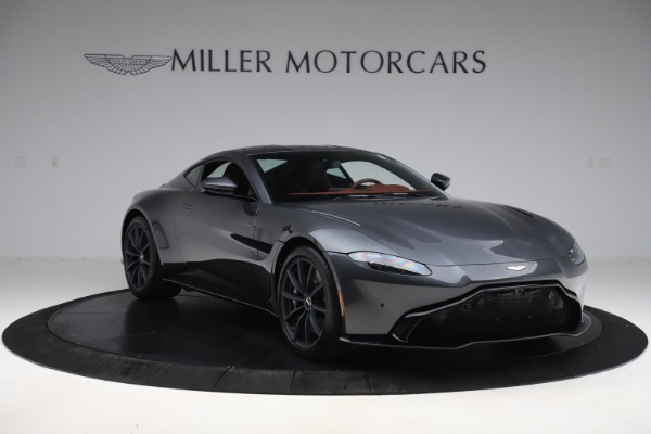 Used 2020 Aston Martin Vantage Coupe for sale $153,900 at Pagani of Greenwich in Greenwich CT 06830 10