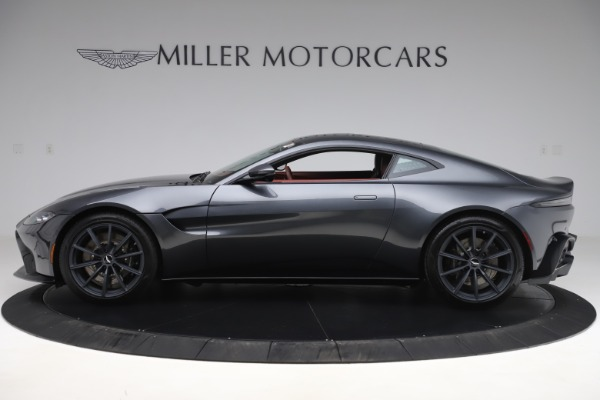 Used 2020 Aston Martin Vantage Coupe for sale $153,900 at Pagani of Greenwich in Greenwich CT 06830 2