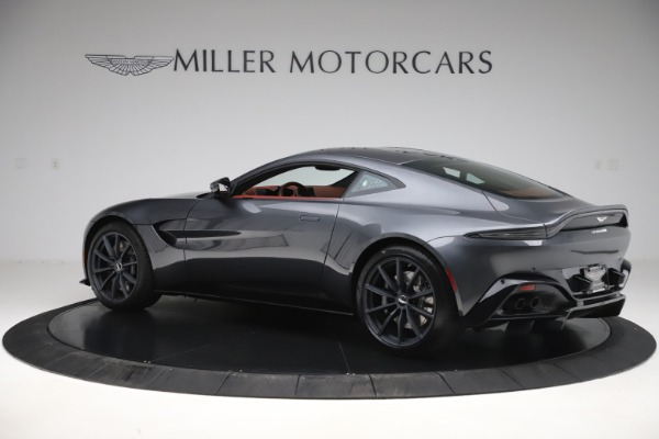 Used 2020 Aston Martin Vantage for sale $153,900 at Pagani of Greenwich in Greenwich CT 06830 3