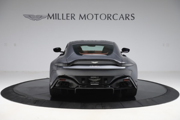 Used 2020 Aston Martin Vantage for sale $153,900 at Pagani of Greenwich in Greenwich CT 06830 5