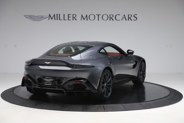 Used 2020 Aston Martin Vantage Coupe for sale $153,900 at Pagani of Greenwich in Greenwich CT 06830 6