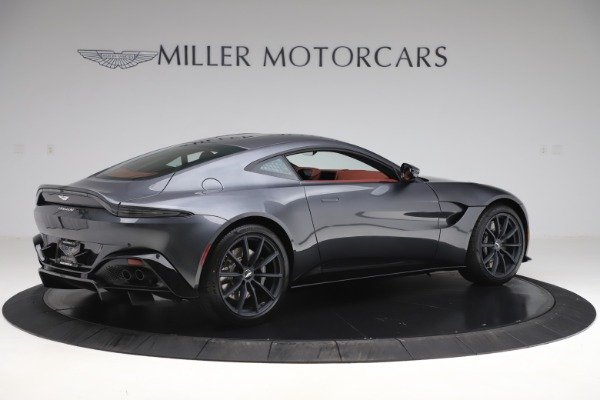 Used 2020 Aston Martin Vantage Coupe for sale $153,900 at Pagani of Greenwich in Greenwich CT 06830 7