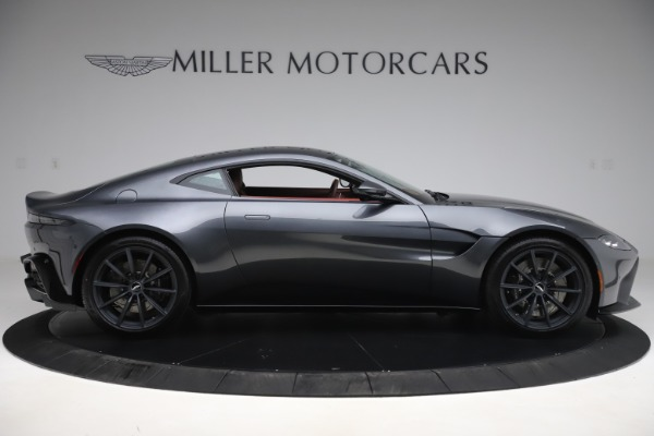 Used 2020 Aston Martin Vantage Coupe for sale $153,900 at Pagani of Greenwich in Greenwich CT 06830 8