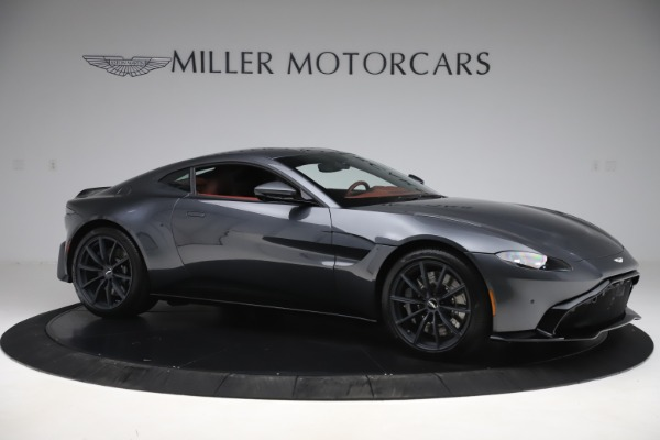 Used 2020 Aston Martin Vantage Coupe for sale $153,900 at Pagani of Greenwich in Greenwich CT 06830 9