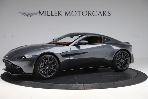 Used 2020 Aston Martin Vantage for sale $153,900 at Pagani of Greenwich in Greenwich CT 06830 1